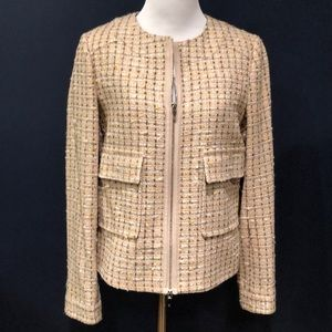 e7ecbba27 Women s Tory Burch Tweed Jacket on Poshmark